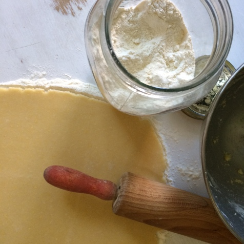 Préparation pâte sablée - latabledejacinta.com