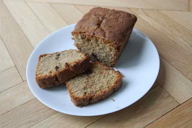 Cake aux amandes et praliné - latabledejacinta.com